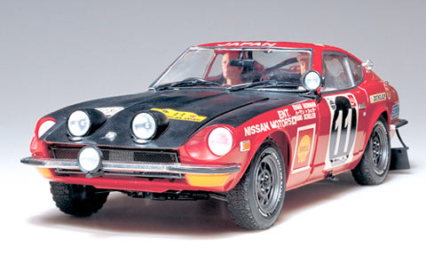 Datsun Fairlady 240Z Safari Car