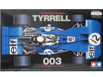 Tyrrell 003 - with etched parts