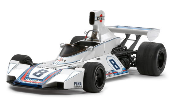 Martini Brabham BT44B 1975 - w/Photo Etched Parts