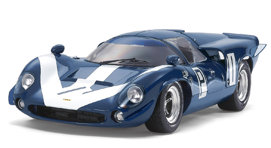 Lola T70 Mk.III (w/Etching Parts)