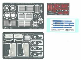 McLaren M23 1976 Photo-Etched Parts Set