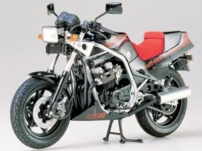 Honda CBR 400F Naked Bike