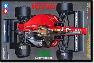 Ferrari F-189 Early Version