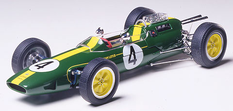 Lotus 25 Coventry Climax