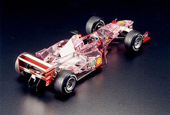 "Ferrari F-1 2000 ""Full-View"""