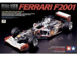 "Ferrari 2001 ""Full View"""