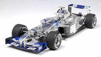 "Williams BMW FW-24 ""Full View"""