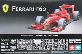 Ferrari F60 - w/Photo Etched Parts
