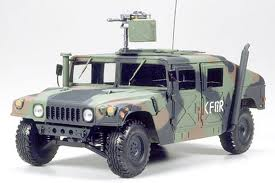 M-1025 Humvee- NATO Version- Collectors Club