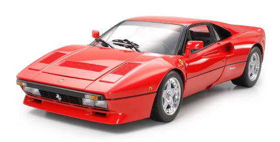 Ferrari 288 GTO- Collectors Club