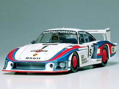 Martini Porsche 935-78 Turbo