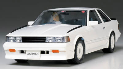 "Soarer ""Dressed Up"""