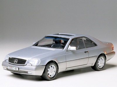 Mercedes Benz S600 Coupe