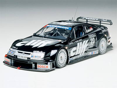 Opel Calibra Cliff