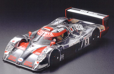 "Toyota TS020 ""Full View"""