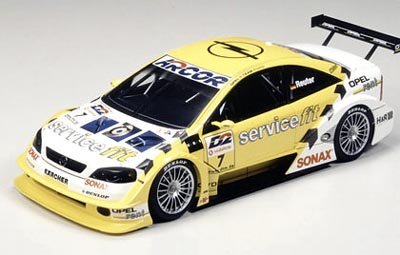 Opel Astra V8 Coupe-Team Phoenix-(Yellow)