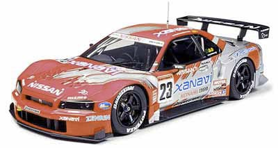 Nismo GT-R Xanavi - Click Image to Close