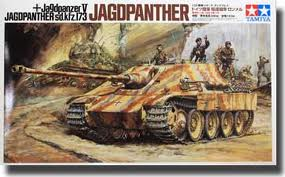 German Tank Destroyer Jadgpanther