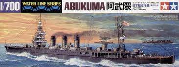Abukuma Light Cruiser