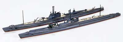 I-16 & I-58 Submarines set (77072)