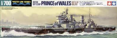 HMS Prince of Wales (new tool)