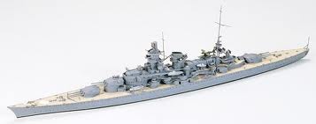 Scharnhorst German Battle Cruiser (77518)