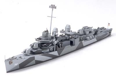 USS Cushing- DD-797 - Click Image to Close