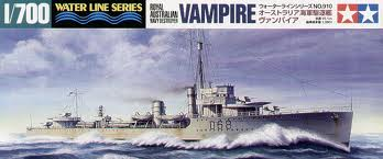 "RAN Destroyer ""Vampire"""