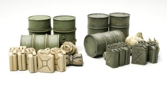 Accessory set- Jerry Cans