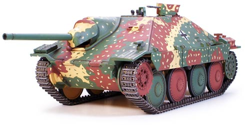 Hetzer Mid-Production