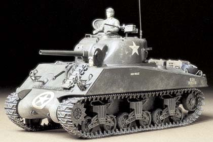 M4A3 Sherman w/75mm Gun