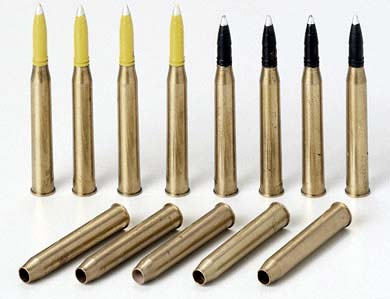 King Tiger Brass Projectiles(88mm Pak 43 L/71)