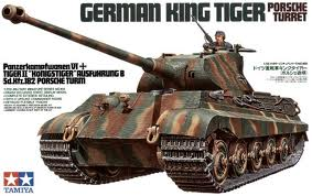 "King Tiger ""Porsche Turret"""