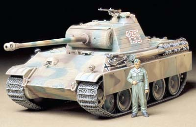 Panther G (Early) Sd.Kfz.171 - Click Image to Close