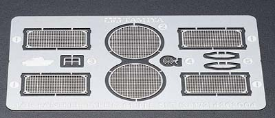 Panther G. Photo Etched Grille Set