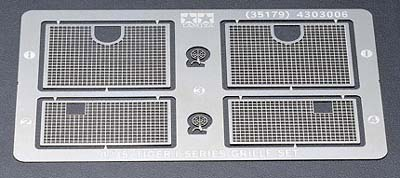 Tiger l Series Photo Etched Grille Set