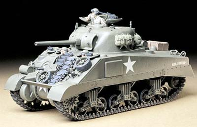 M4 Sherman (Early Production)