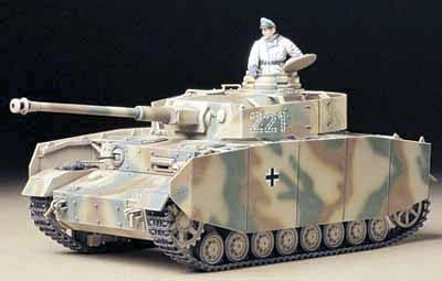 Panzer IV Ausf. H (Early Version)