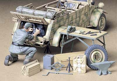 Kubelwagen Engine Maintenance Set