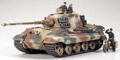 King Tiger - Ardennes Front