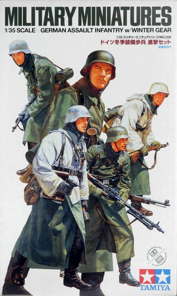 German Assault Troops (Winter)
