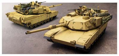 M1A2 Abrams 120mm MBT