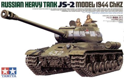 JS-2 Chkz 1944 version