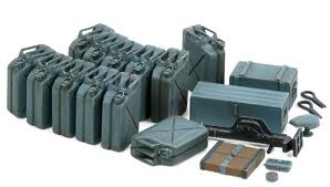 German Jerry Cans Early Type