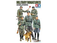 WW 2 German Field Military Police Set