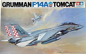 F-14A Tomcat High-Vis (shop soiled)