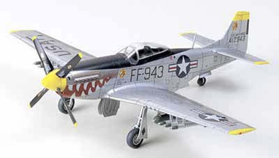 "F-51D Mustand ""Korean War"""