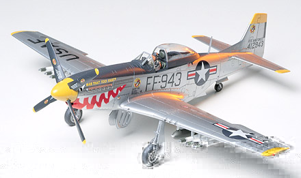 F-51D Korean War Mustang
