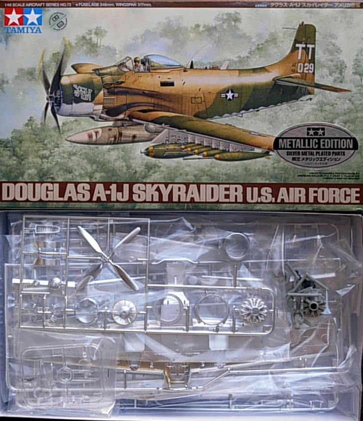 A-1J Skyraider (Metal Finished Ltd Ed)