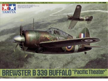 "Brewster B-339 Buffalo ""Pacific Theater"""